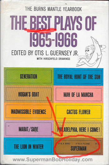 Cover of Best Plays 1965-66